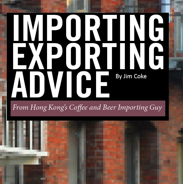 Importing/Exporting Advice
