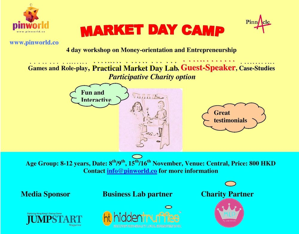 Market day Camp 1-2