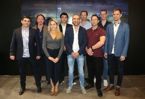 Startups for this year's INFINITI LAB Accelerator Program