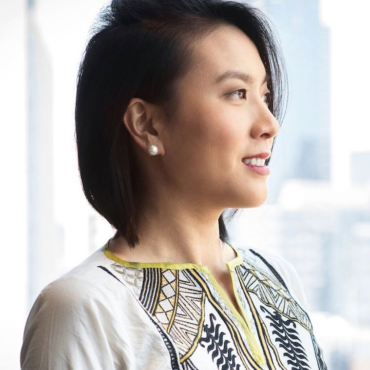 OWN Academy's Founder and CEO Natalie Chan