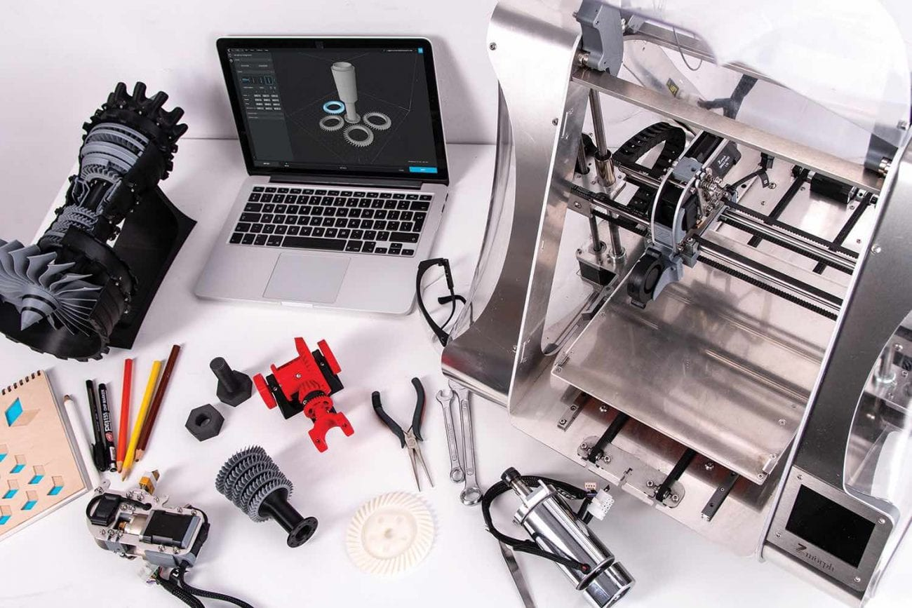 zmorph multitool 3d printer p1m4B lhS9Y unsplash