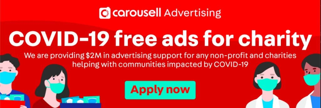 Image Carousell Free Ads for Charity 1024x347 1