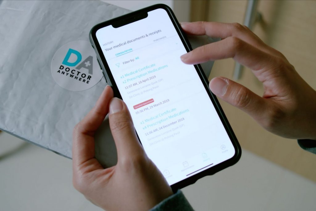 Singapore's Doctor Anywhere Rounds Off US$27M Series B