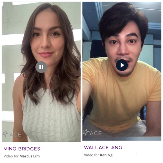 Celeb in My Bedroom: Virtual Meet-and-Greet Made Possible with Video Platform ACE