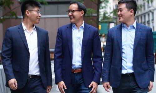 Seamon Chan, Nick Hsu, Hendrick Lee - Palm Drive Capital